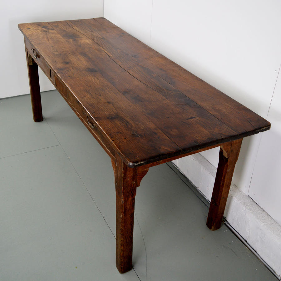19th Century Breton Farmhouse Table