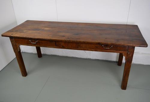 19th Century Breton Farmhouse Table