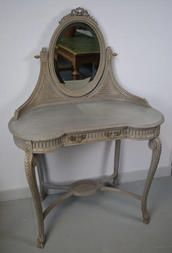 Late 19th Century Louis XVI style dressing table