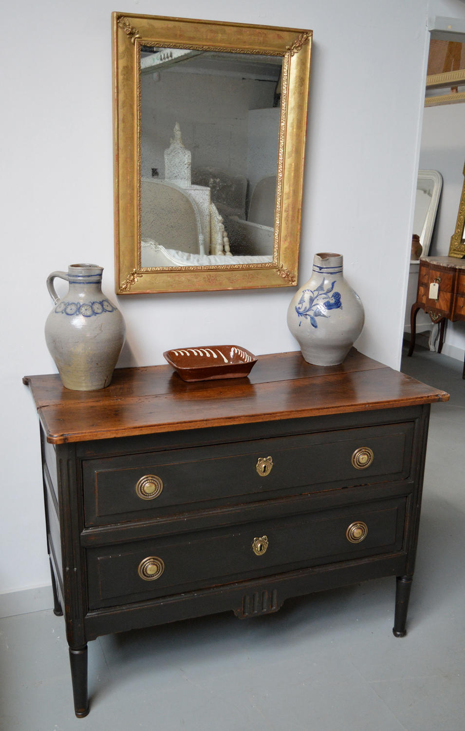 18th Century Louis XVI Provencal Commode