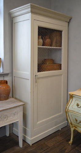 19th Century Larder Armoire storage cupboard