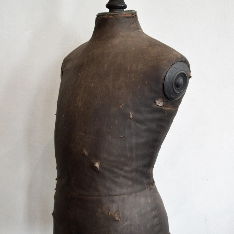 19th Century Stockman of Paris Tailors Mannequin