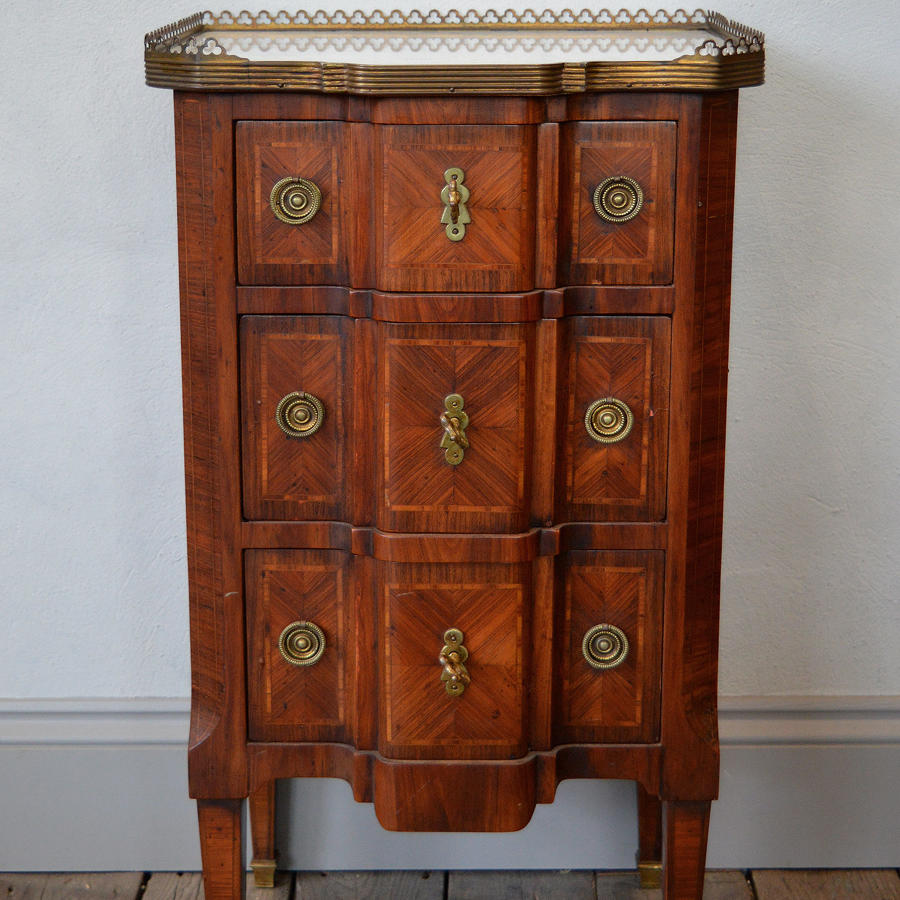 Small late 19th Century Louis XVI style commode
