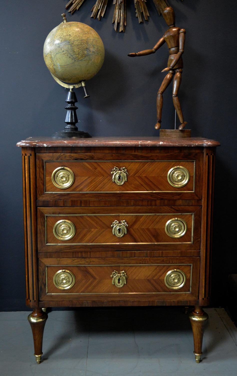 Late 19th Century Small Louis XVI style Commode