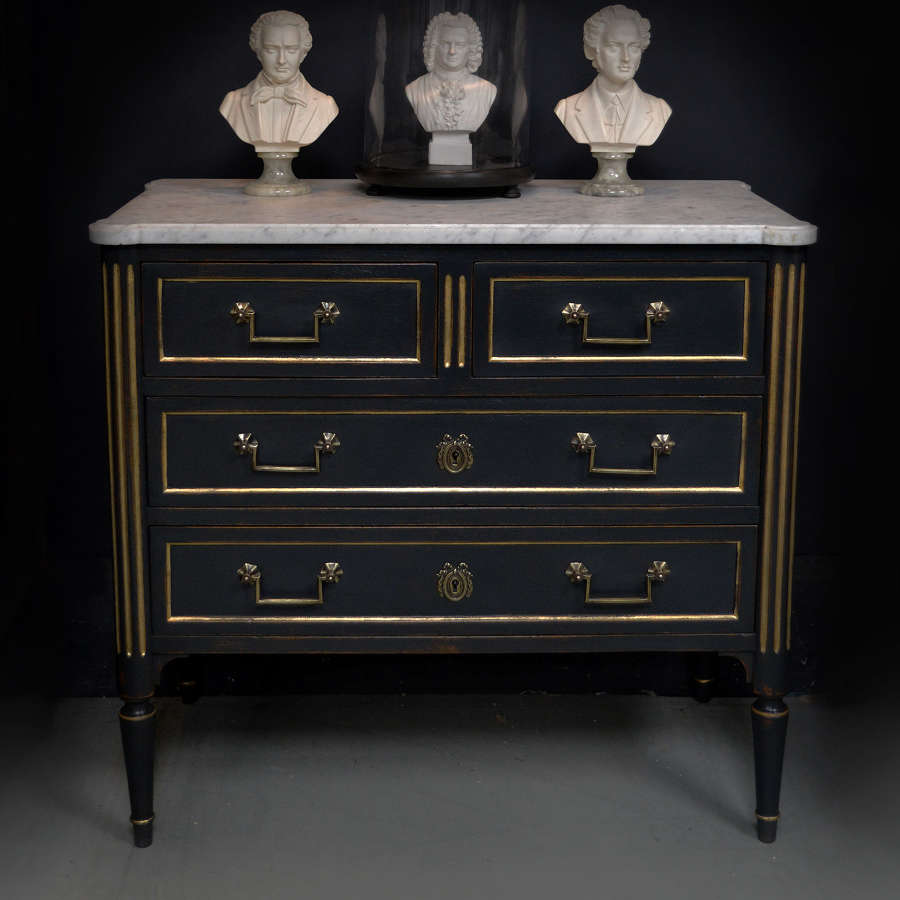 Early 19th Century Small Louis XVI style Commode