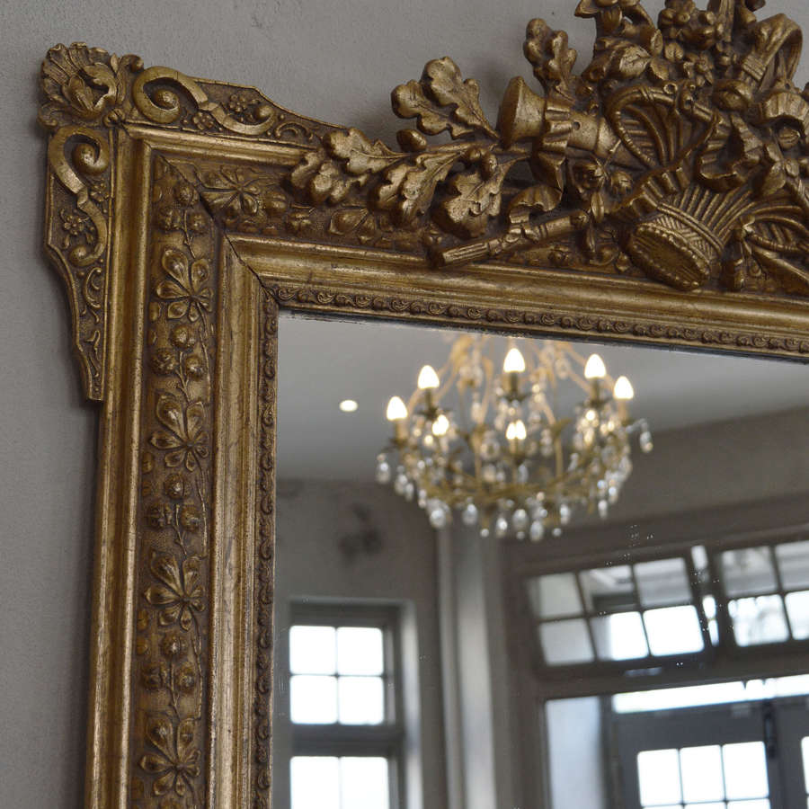 19th Century Louis XVI style Mirror