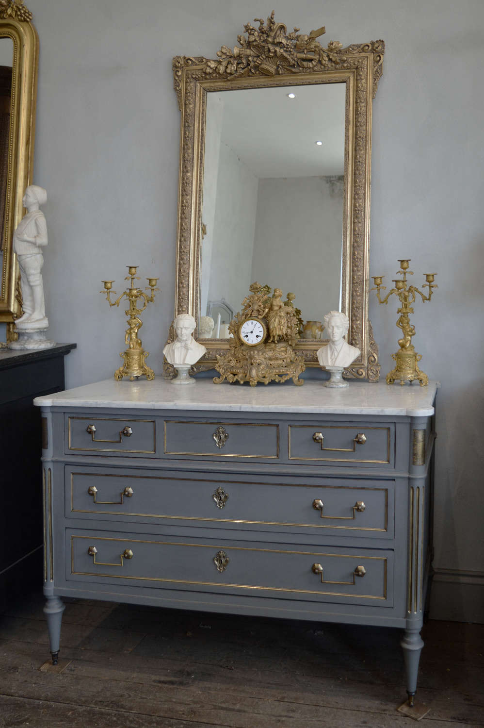 Early 19th Century Directoire Commode
