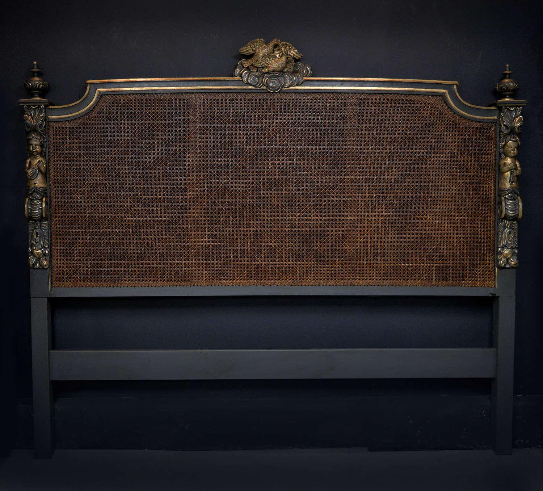 19th Century Renaissance Style Super-king Headboard