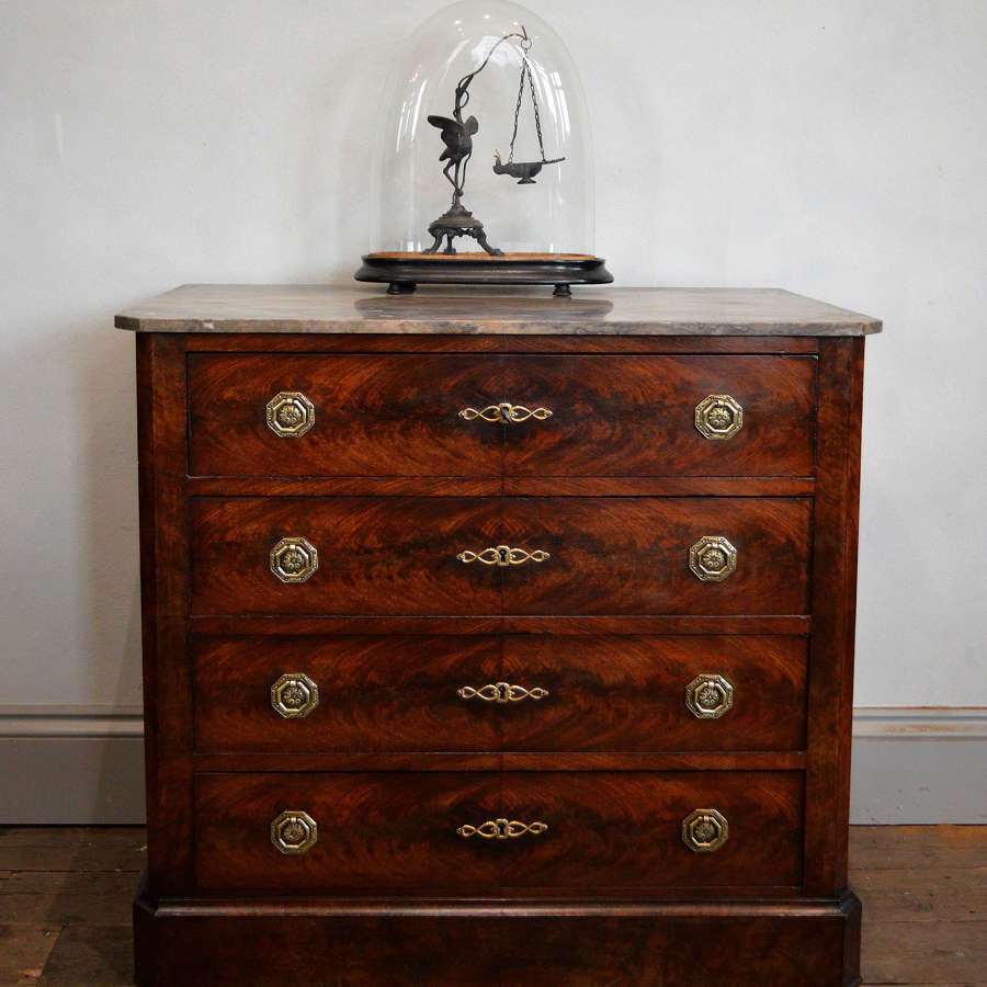 Small Mid 19th Century Napoleon III commode