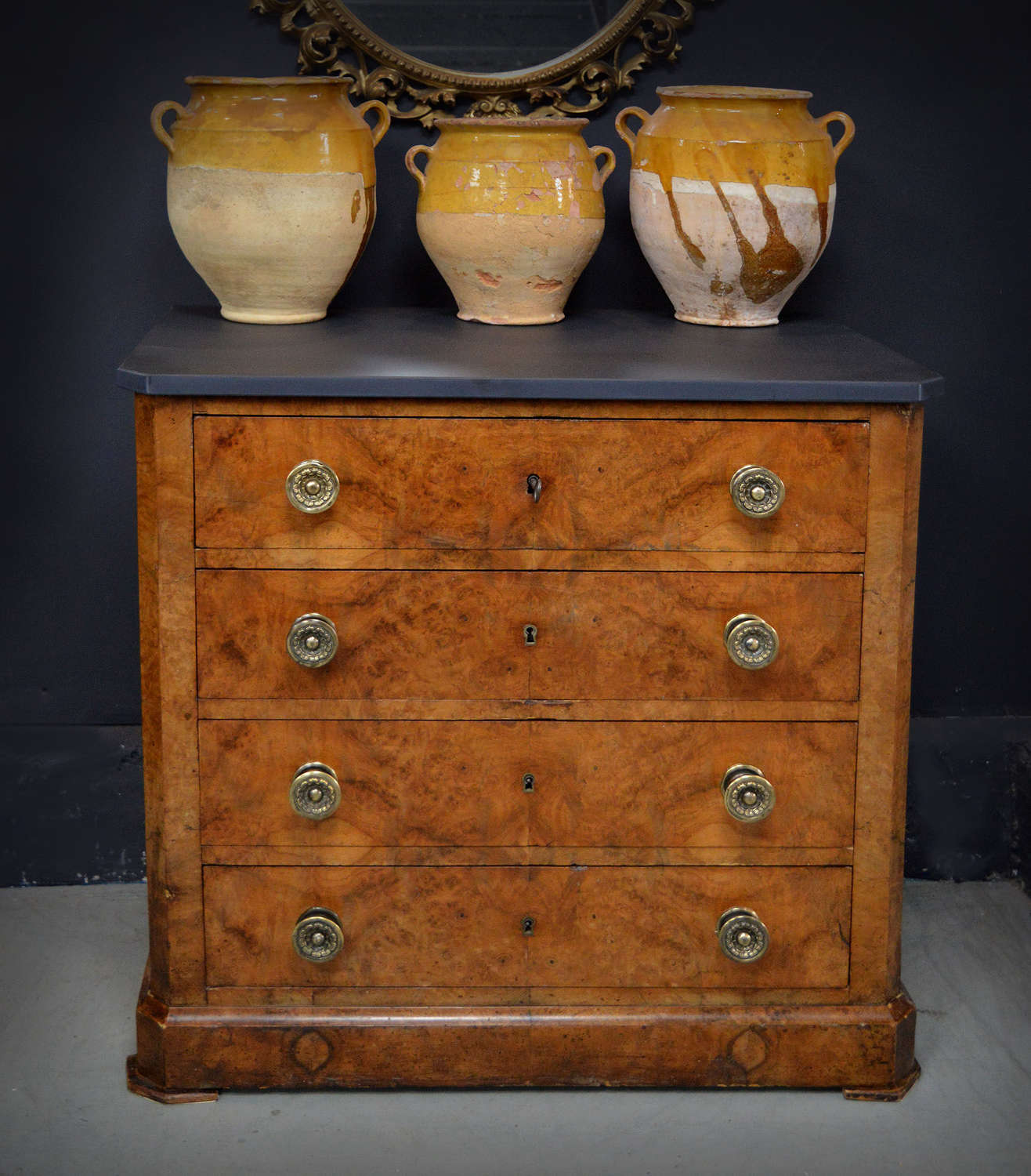 Small early 19th Century Restoration Period Commode