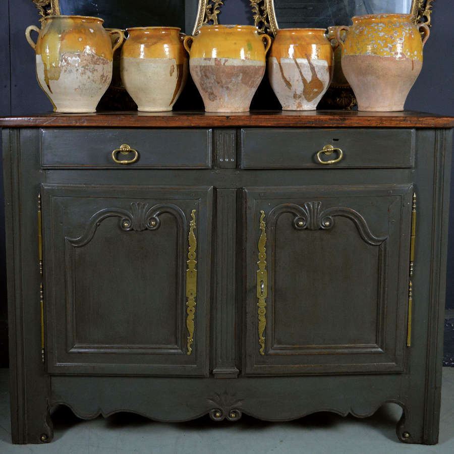 19th Century Breton Chestnut Buffet