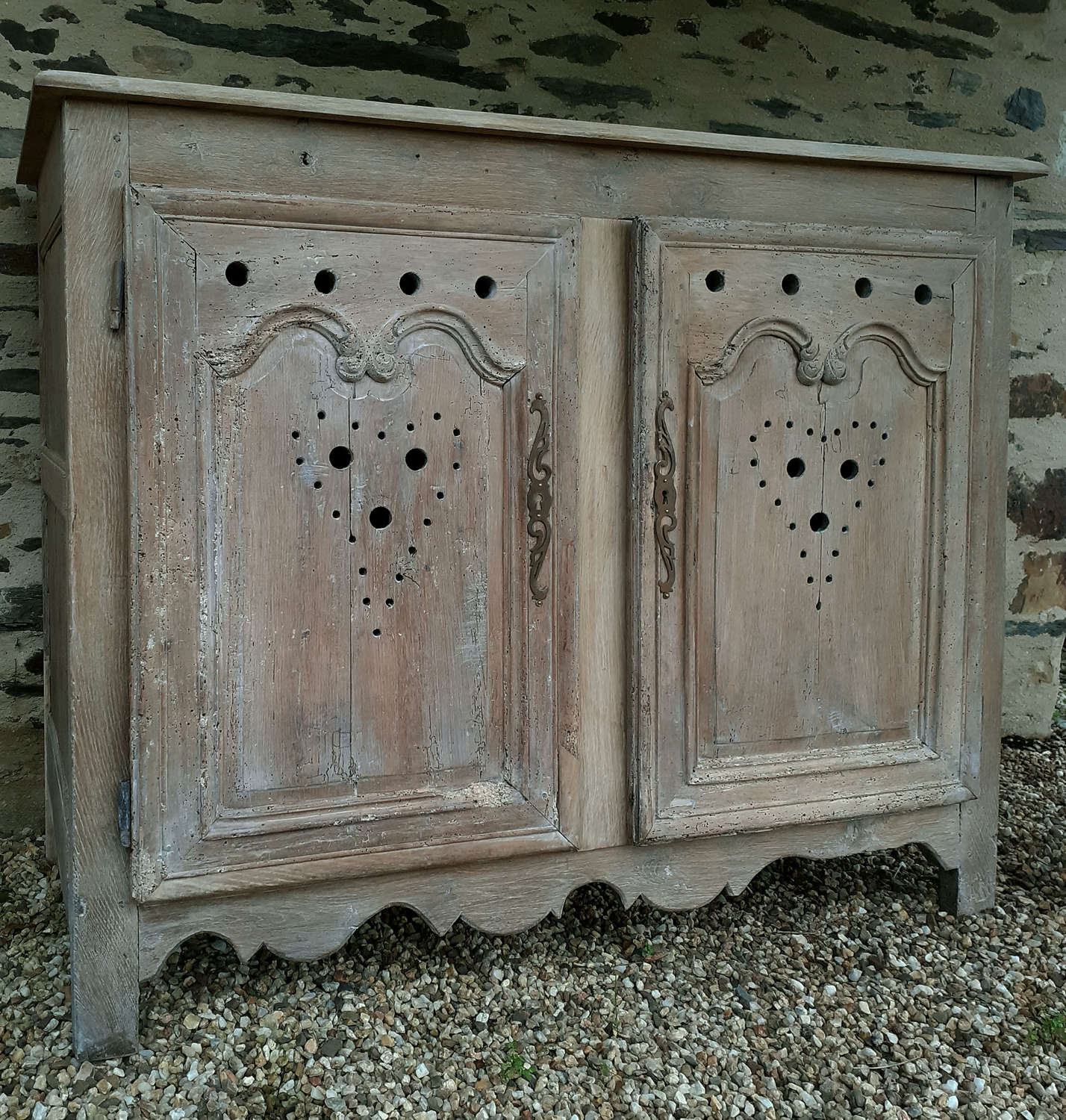 18th Century Oak Norman Fromagerie