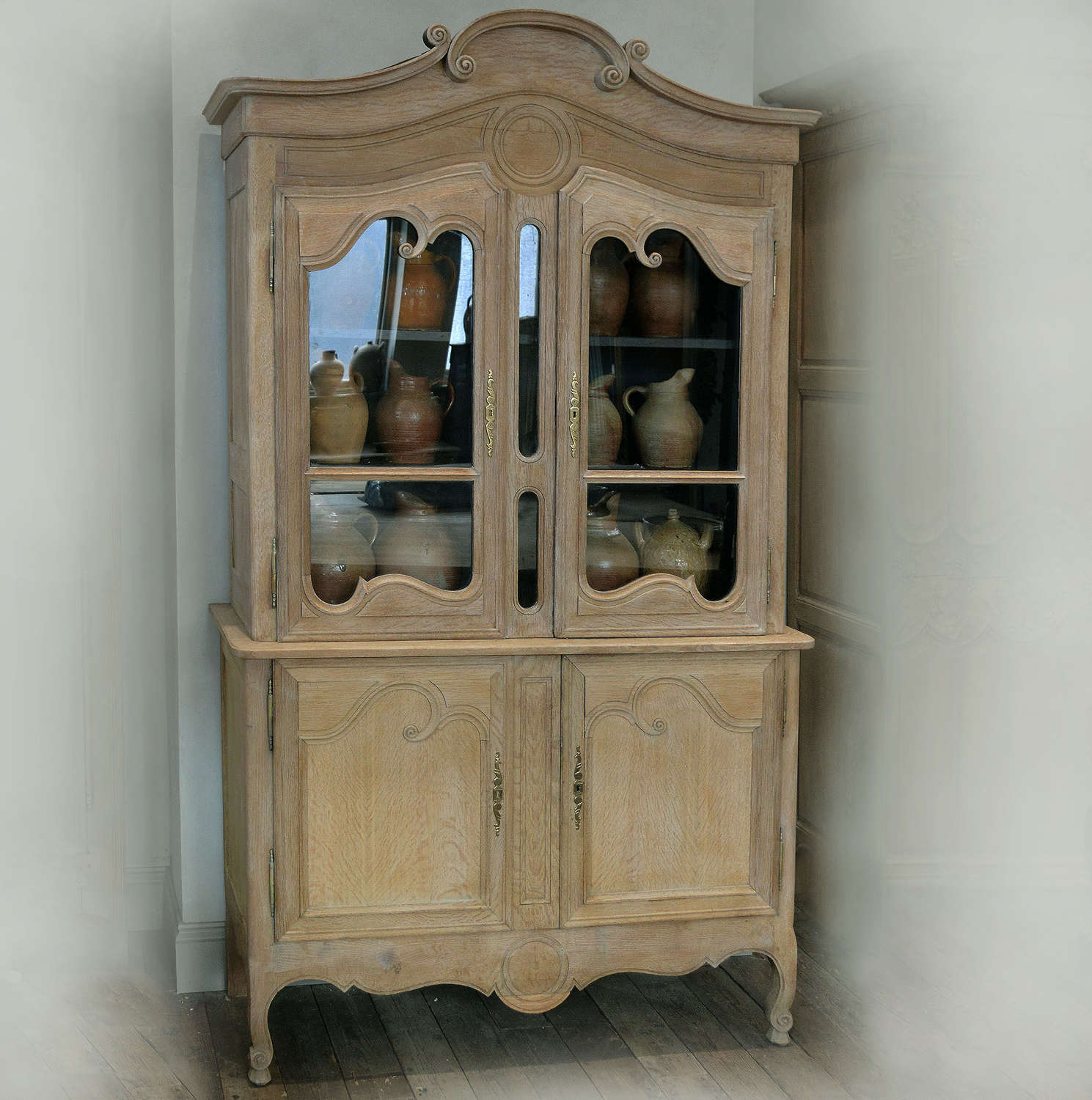 19th Century Norman Oak buffet