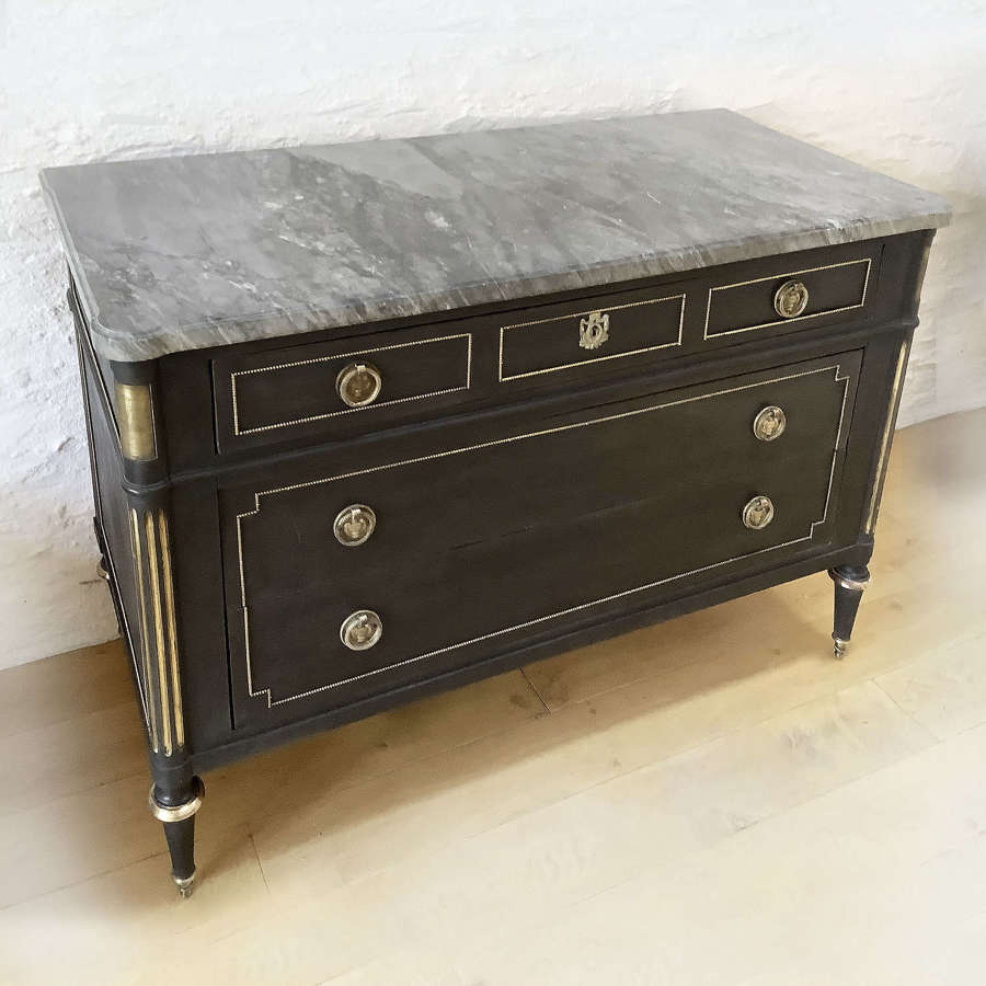 19th Century Louis XVI style commode