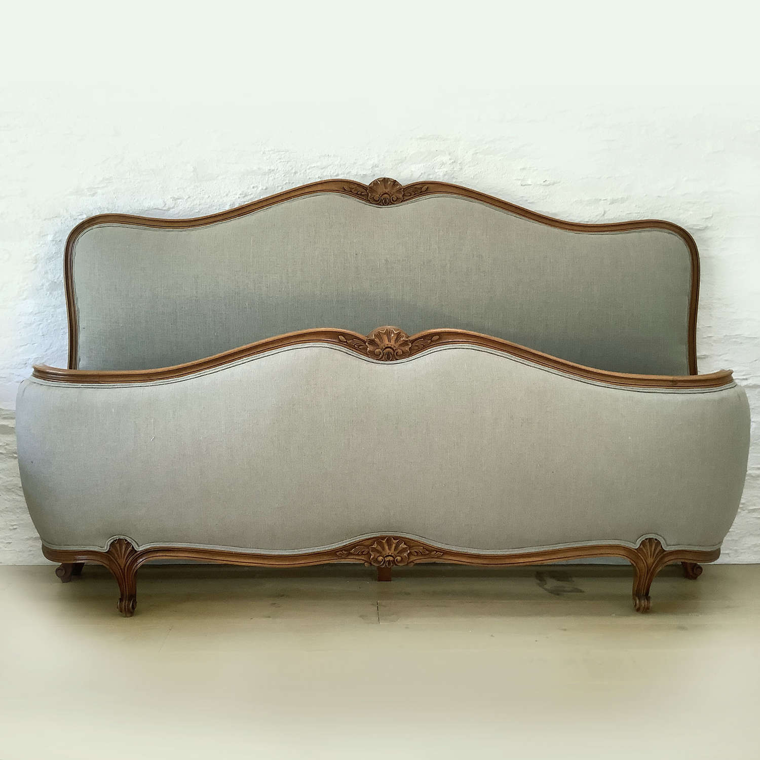 Louis XV style Super King size Bedstead